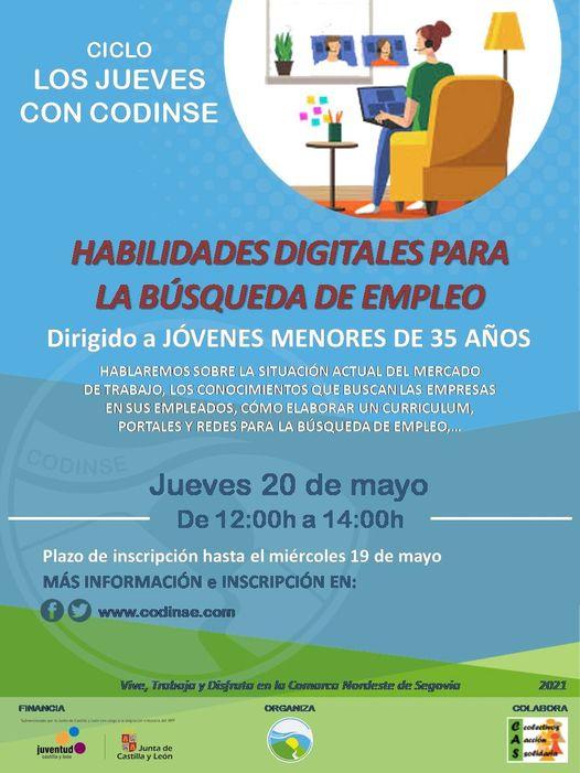 Habilidades digitales para el empleo